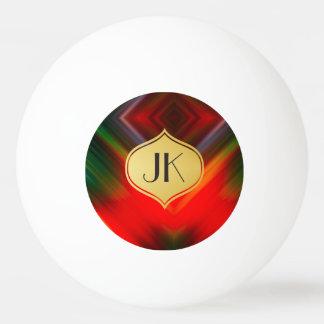 Cool, Retro & Edgy Reflections No. 34 Ping Pong Ball