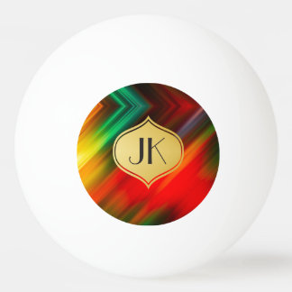 Cool, Retro & Edgy Reflections No. 36 Ping Pong Ball