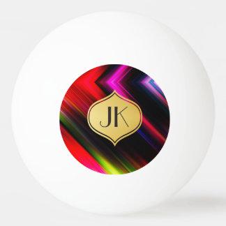 Cool, Retro & Edgy Reflections No. 41 Ping Pong Ball