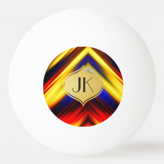 Cool, Retro & Edgy Reflections No. 44 Ping Pong Ball