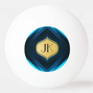 Cool, Retro & Edgy Reflections No. 4 Ping Pong Ball