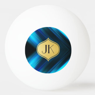 Cool, Retro & Edgy Reflections No. 6 Ping Pong Ball