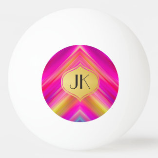 Cool, Retro & Edgy Reflections No. 8 Ping Pong Ball