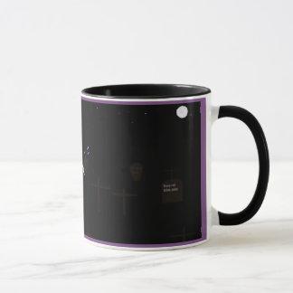 cool ringer halloween mug