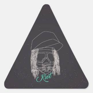 Cool Riot Sticker