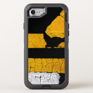 COOL Road Painted Line OtterBox Defender iPhone 8/7 Case
