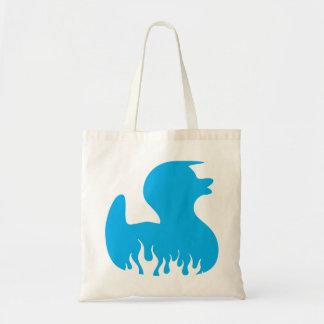Cool rockabilly duck