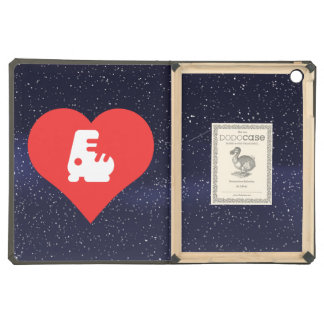 Cool Rollerblades Pictograph Case For iPad Air