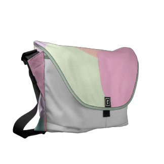 Cool Rounds Carry-all Messenger Bag