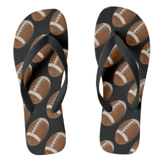Cool Rugby Pattern | Sport Gift Thongs