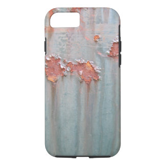 Cool rusted out paint. iPhone 7 case