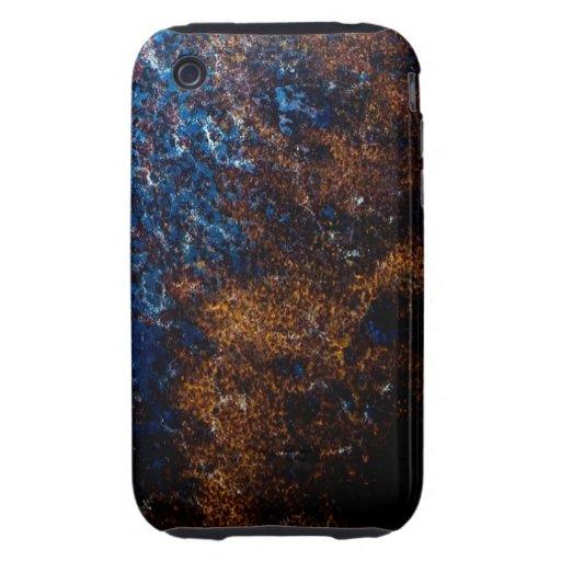 Cool Rusty Tough iPhone 3 Case