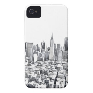 Cool San Francisco SF Citiscape iPhone 4 Cases