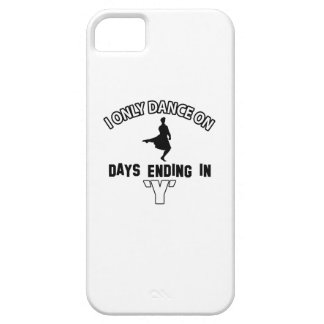 Cool scottish highland dance designs iPhone 5/5S cover