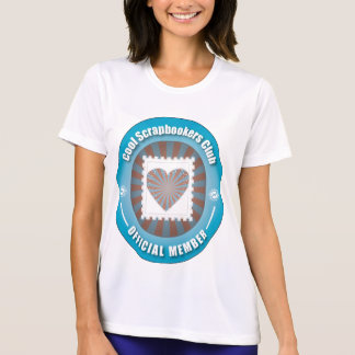 Cool Scrapbookers Club Tee Shirts