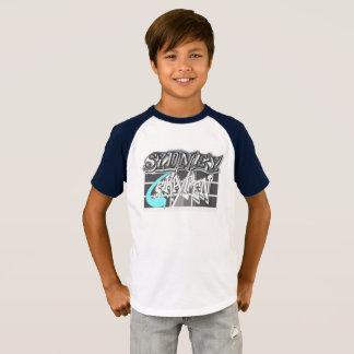 """Cool shirt """"Sydney Skaten"""" for children"""
