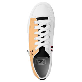 Cool Shoes With Our Brand New Logo Printed Shoes