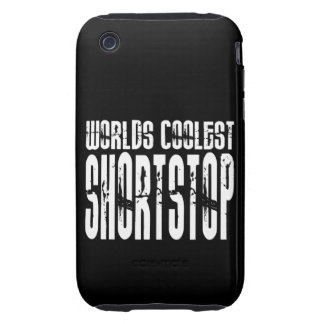 Cool Shortstops : Worlds Coolest Shortstop Tough iPhone 3 Cover