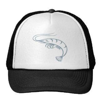 Cool Shrimp Icon Logo Shirt Prawn Cap