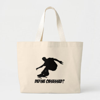 Cool Skateboarding designs Tote Bag