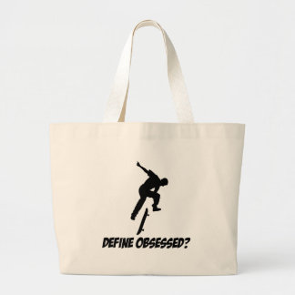 Cool Skateboarding designs Canvas Bag