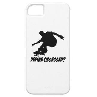 Cool Skateboarding designs iPhone 5 Cases