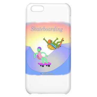 Cool skateboarding gifts for kids iPhone 5C case