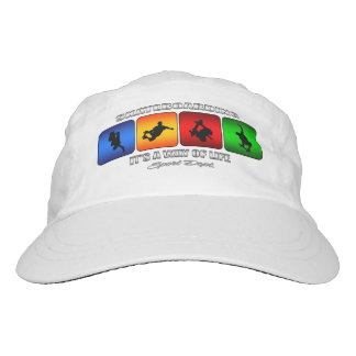 Cool Skateboarding It Is A Way Of Life Hat