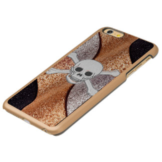 Cool Skull Incipio Luxury iPhone Case