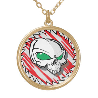 Cool Skull Necklace