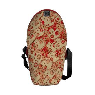 Cool Skulls Messenger Bag