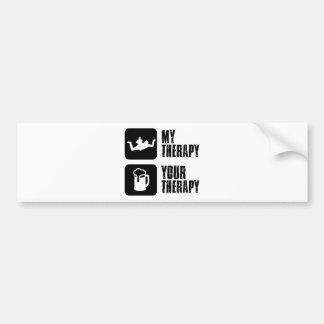 Cool sky diving designs bumper sticker