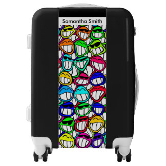 COOL SMILING FACES GROUP I + your idea Luggage