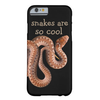 Cool Snake Design Barely There iPhone 6 Case