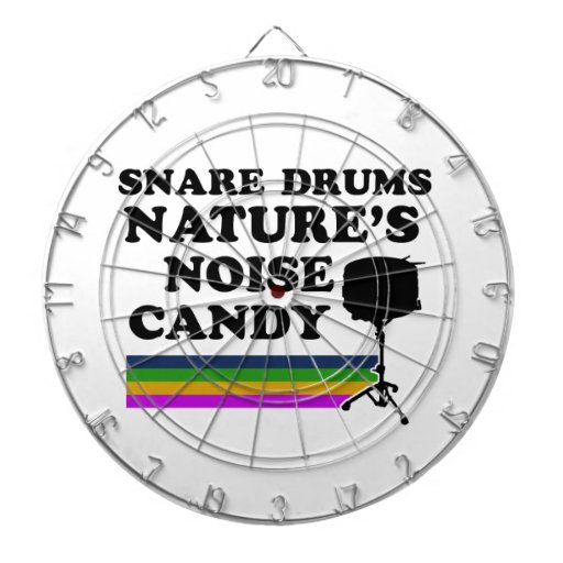 Cool snare drum musical instrument designs dartboard with darts