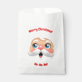 Cool Snowman's Xmas Party Favour Bag