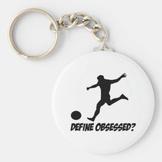 Cool Soccer designs Key Chains