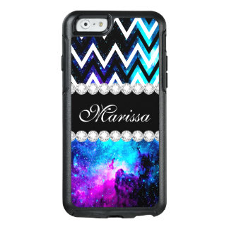 Cool Space Stars Chevron OtterBox iPhone 6/6s Case