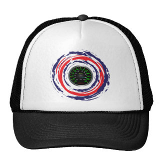Cool Speed Emblem (Red Blue And White) 1 Trucker Hats