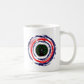 Cool Speed Emblem (Red Blue And White) 1 Mug