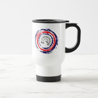 Cool Speed Emblem (Red Blue And White) 2 Mug