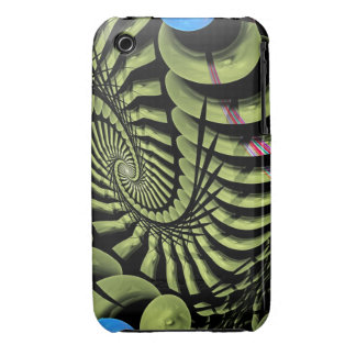 Cool spiral abstract iPhone 3G/3GS case Case-Mate iPhone 3 Cases