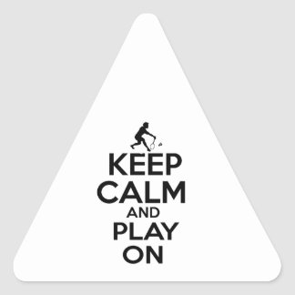 Cool sports vector designs triangle sticker