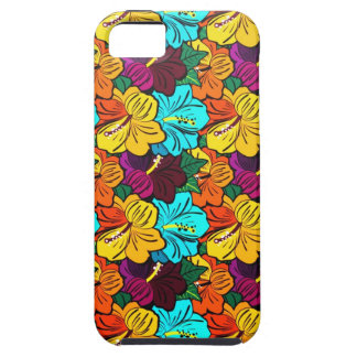 Cool  spring colourful  flowers iPhone case mate