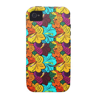 Cool  spring colourful  flowers iPhone case mate iPhone 4/4S Case