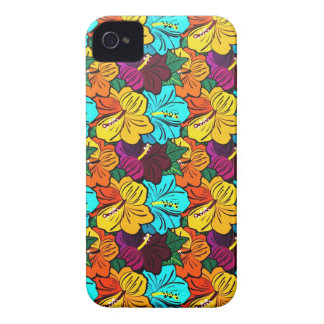 Cool  spring colourful flowers iPhone mate case iPhone 4 Case-Mate Cases