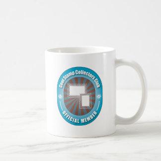 Cool Stamp Collectors Club Coffee Mug