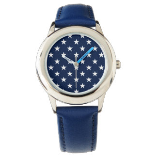Cool Stars Trendy Pattern Simple Modern Trendy Watch