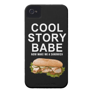 cool story babe iPhone 4 Case-Mate case
