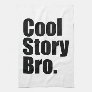 Cool Story Bro. American MoJo Kitchen Towe Tea Towel